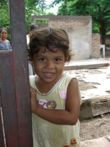 San Juan de Limay - young girl